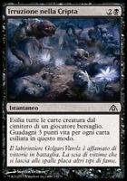 Magic MTG 4X IRRUZIONE NELLA CRIPTA - DGM - ITALIANO
