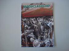 -- MOTOCLASSICHE 4/1992 MOTO HARLEY DAVIDSON , NASCITA EVOLUZIONE STORIA