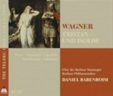 WAGNER: TRISTAN UND ISOLDE NEW CD