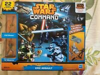 STAR WARS REBELS Animated Series COMMAND EPIC ASSAULT UNOPENED Toy Figure Set
