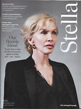 Trudie Styler on Magazine Cover 13 April 2014