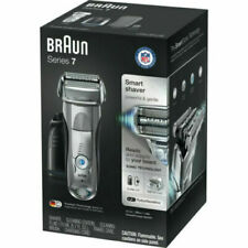 New Braun Series 7 790cc Rechargeable, Cordless Electric Shaver w/Clean&Charge