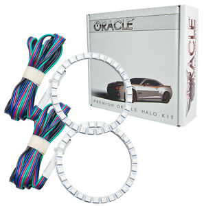 For Hyundai Veloster 2011-2013 ORACLE ColorSHIFT® Halo Kit 2968-504