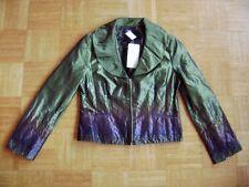 @ clasen @ Designer Jacket festive green Model 688 Size 40 Size L GB 14 F 42 NEW