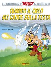 ASTERIX QUANDO IL CIELO GLI CADDE SULLA TESTA - panini comics