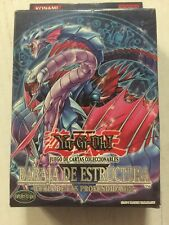 Spanish Yugioh Fury From The Deep Theme Deck For Card Game Ccg Tcg