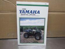 NEW CLYMER SHOP MANUAL YAMAHA  M493 KODIAK 1993-1998
