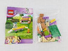 Lego Friends Animals Series 2 41022 Bunnys Hutch 100% Complete