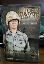 Sideshow Exclusive John Wayne Pacific Marine 2005 FREE Gift with Purchase