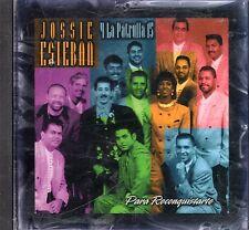 Jossie Esteban y La Patrulla 15 Para Reconquistarte CD New Sealed