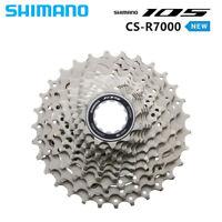 SHIMANO 105 CS-R7000 11  Speed HG Cassette 11-28T 11-30T 11-32T 11-34T