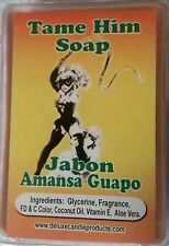 TAME HIM SOAP/JABON AMANZA GUAPO