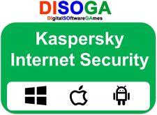 Kaspersky Internet Security 2021 - 1 Jahr - 1 Gerät ESD zum Downloaden