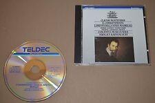 Monteverdi - Il Combattimento / Harnoncourt / Teldec 1984 / W. Germany / Rar 1st