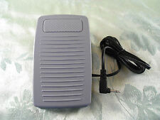 SPEED CONTROL FOOT PEDAL SINGER 7350-1,7350,H74,9100,2010 #001496409