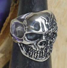 Unisex Modeschmuck-Ringe aus Edelstahl-Biker