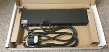 NEW Geist SPC104-1025 Metered PDU Surge Protector Power supply 10 strip