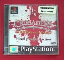 Crusaders of Might and Magic - PSX - PS1 - PLAYSTATION - NUEVO
