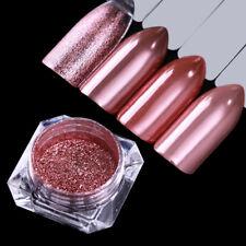 0.8g BORN PRETTY Mirror Rose Gold Nail Art Glitter Powder Dust Chrome Pigment