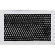 "GE 1057486 COMPATIBLE CARBON MICROWAVE FILTER  4"" x 8-9/16"" x 3/8"" AFF49-CH-1-PK"