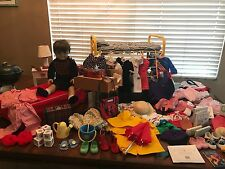 RETIRED American girl doll Molly with HUGH lot of accessories and furniture