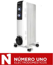 Radiador de Aceite Orbegozo RF 1500, 7 Elementos, 1500w
