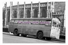gw0025 - Mulliner Guy Bus UWW 769 to Goole at Christchurch in 1961 - photograph