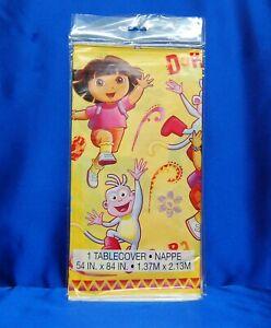 Dora Tablecover Dora Tablecloth Free Next Day SHIP Dora la exploradora