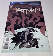 New ListingBatman #7 The New 52 Dc Comics 2012 First Appearance Of Harper Row 1st Print