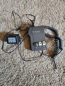 NEW Out Of Box Plantronics Vista M22 Universal Modular Amplifier P/N 43596-40