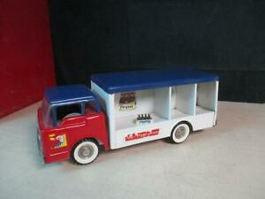 VINTAGE NY-LINT PEPSI DELIVERY TRUCK NO. 5500 FORD VG/EXC COND