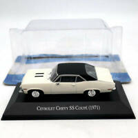 IXO Altaya 1/43 Chevrolet Chevy SS Coupe 1971 Diecast Models Limited Edition