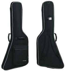 GEWA 212460 Economy Guitar Gig Bag for Gibson® Explorer® Guitars