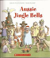 AUSSIE JINGLE BELLS by Colin Buchanan Childrens Reading Picture Story Song Book
