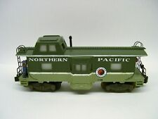 Custom American Flyer Northern Pacific Action Bay Window Caboose [Lot TT9-F76]