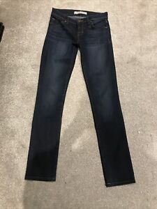 Ladies J Brand Super Skinny Roxbury Jeans Size 25