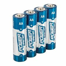 AA Super Alkaline Battery LR06 4pk Premium quality 1.5V alkaline battery 992118