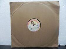 "Ustad Faiyaz Khan Saheb Classical Vocal Rare 78 Rpm 10"" Record H. 861 Indian NM"