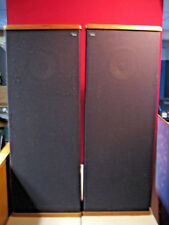 Vintage Pair Of DCM Time Frame TF 250 Speakers  .