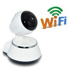 Caméra de sécurité bidirectionnelle 720P WiFi détection de mouvement et audio