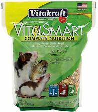 Vitakraft Rat Mouse and Gerbil Food Small Animal Formula 2 lbs