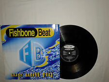 "Fishbone Beat – We Will Fly– Disco 12"" MAXI Vinile Giri  ITALIA 1995 Euro House"