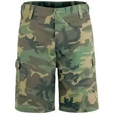 Cotton Bermudas Loose Fit Big & Tall Shorts for Men