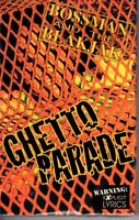 NEW BossMan & The BlakJak Ghetto Parade 1995 Cassette Tape Single Rap Hiphop