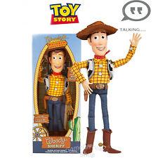 Figura TOY STORY WOODY CON VOZ TALKING WOODY 43 cm Figurine