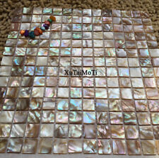 Free Shipping Hot ColorfulShell Mosaic Shower Kitchen Backsplash Tile Wall Floor