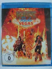 Kiss Rocks Las Vegas, Nevada - Heavy Metal Power LIVE - God of Thunder, Lick it