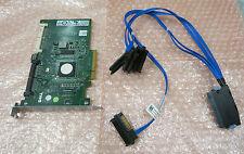 Dell PowerEdge R200 R300 tarjeta controladora RAID SAS 6/IR 6iR JW063 P322X
