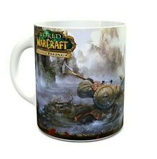 World Of Warcraft WOW Mists Of Pandaria MUG - Coffee MUG CUP - Gaming Gifts