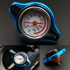 Universal Bar Thermo Thermostatic Radiator Cap Cover Water Temperature Gauge 1.1
